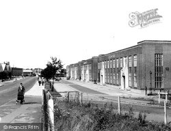 Slough, The Community Centre c.1955