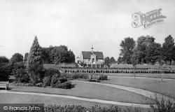 Slough, The Park c.1950