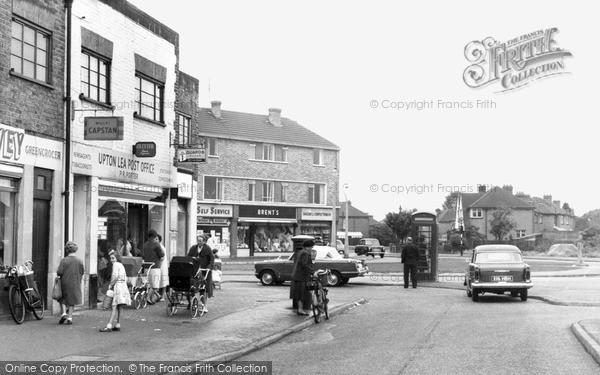 Slough, Upton Lea Post Office c.1960