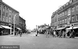 Slough, William Street c.1950