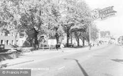 Slough, Windsor Road c.1960