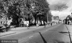 Slough, Windsor Road c.1961