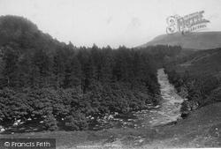 Sma Glen, From Newton Bridge 1899, Sma' Glen