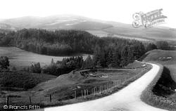 Sma Glen, Roman Encampment 1899, Sma' Glen