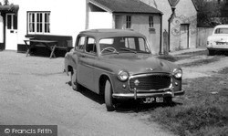 Smallfield, Car c.1960