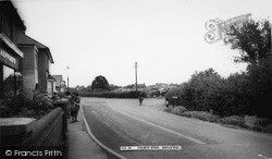 Smallfield, Chapel Road c.1960