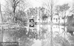 Smallfield, Smallfield Place, Lake c.1960