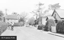 Smallfield, The Village c.1960
