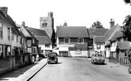Smarden, the Street c1955