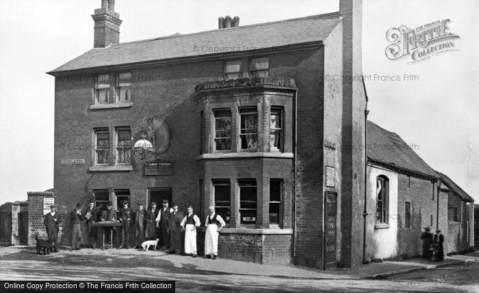 Photo of Smethwick, King's Head Hotel, Hagley Road c.1900