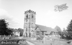 Smithy Green, The Church c.1960