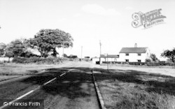 Smithy Green, The Green And Post Office c.1960