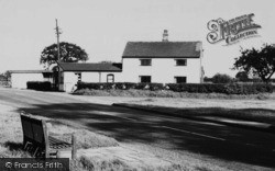 Smithy Green, The Post Office c.1960