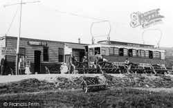 Summit Station 1897, Snaefell