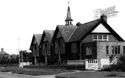 School c.1960, Snainton