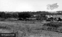 Snainton, View From Station Road c.1960