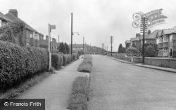 Butt Lane c.1960, Snaith