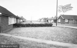 Snaith, Eadon Place c.1960