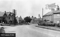 Snaith, High Road c.1960