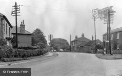 High Road c.1960, Snaith