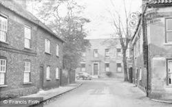 Snaith, High Street c.1950