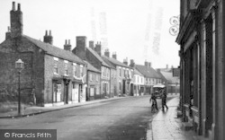 Snaith, Market Place c.1950