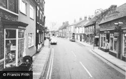 Snaith, Market Place c.1960