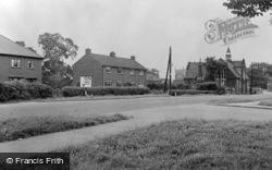 Pontefract Road c.1960, Snaith