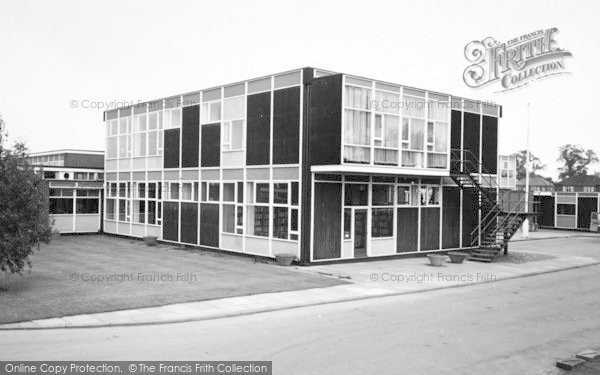 Photo of Snaith, School c.1970