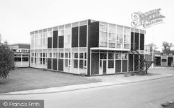 Snaith, School c.1970