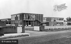 Secondary Modern School c.1960, Snaith