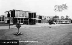 Snaith, Secondary Modern School c.1970