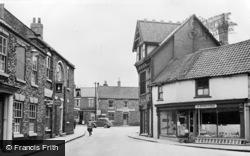 Snaith, Selby Road c.1960