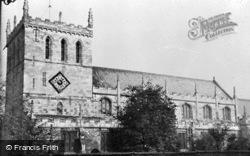 St Laurence's Church c.1950, Snaith