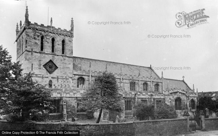 Photo of Snaith, St Laurence's Church c.1960