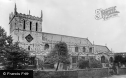 Snaith, St Laurence's Church c.1960