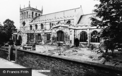 Snaith, St Laurence's Church c.1970