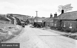 Snitter, The Village c.1955