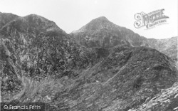 Snowdon, From Pen-Y-Pass c.1939