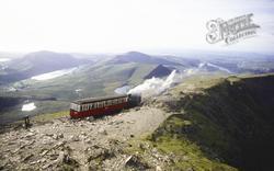 Snowdon, Mountain Railway c.1990