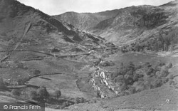 Snowdon, View On The Watkins Path 1931