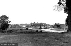 Socketts Heath, Hangman's Wood Looking Towards The Parade c.1955