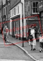 Churchgate Street c.1955, Soham