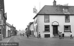 Soham, Churchgate Street c.1955