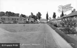 Eastern Avenue c.1955, Soham