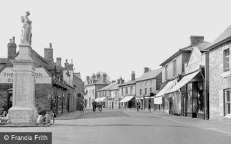 Soham, High Street c1955