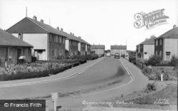 Queensway c.1955, Soham
