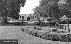 Recreation Ground c.1955, Soham