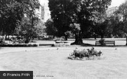 Soham, Recreation Ground c.1955
