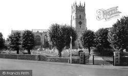 Soham, St Andrew's Church c.1955